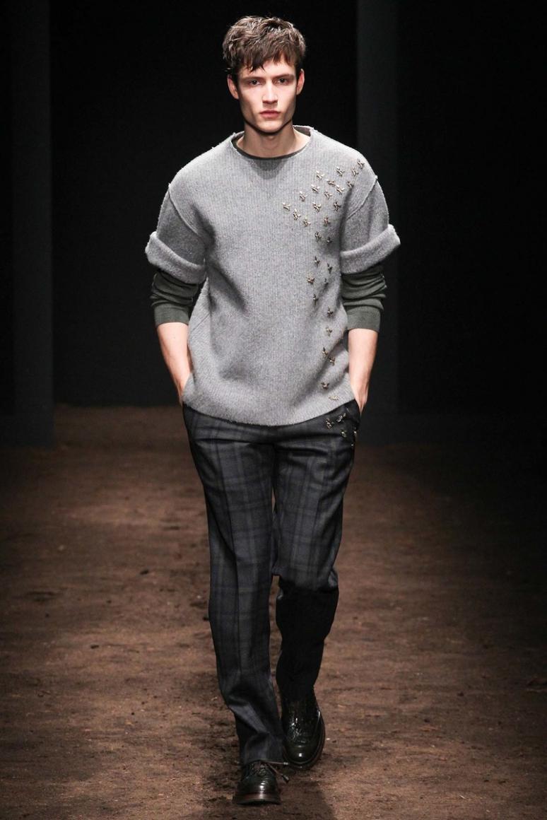 Salvatore Ferragamo Menswear осень-зима 2015/2016 #22