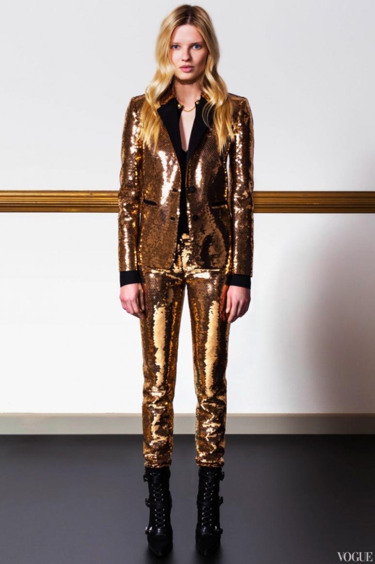 Emilio Pucci Couture весна-лето 2013 #3