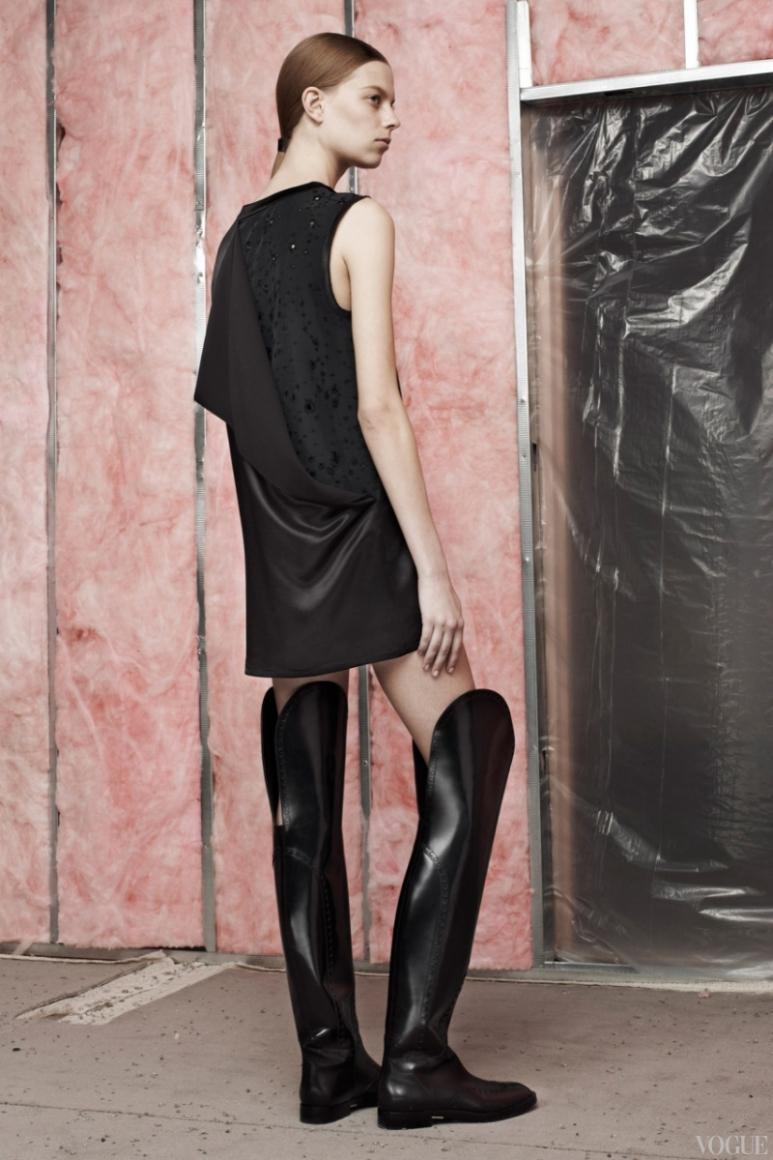 Alexander Wang Couture весна-лето 2013 #6