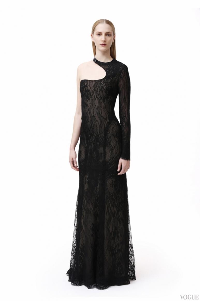 Monique Lhuillier Couture весна-лето 2013 #17