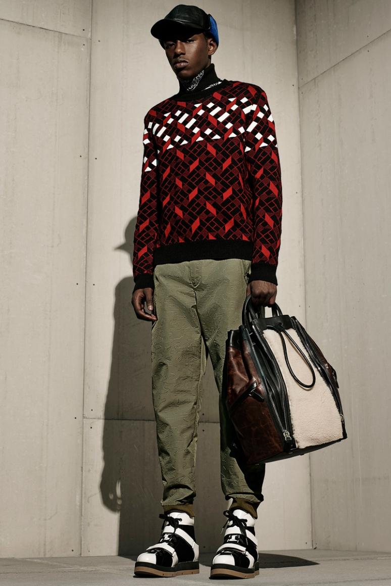 Alexander Wang Menswear осень-зима 2015/2016 #9