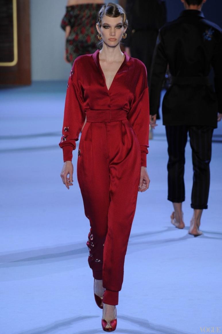 Ulyana Sergeenko Couture весна-лето 2014 #23