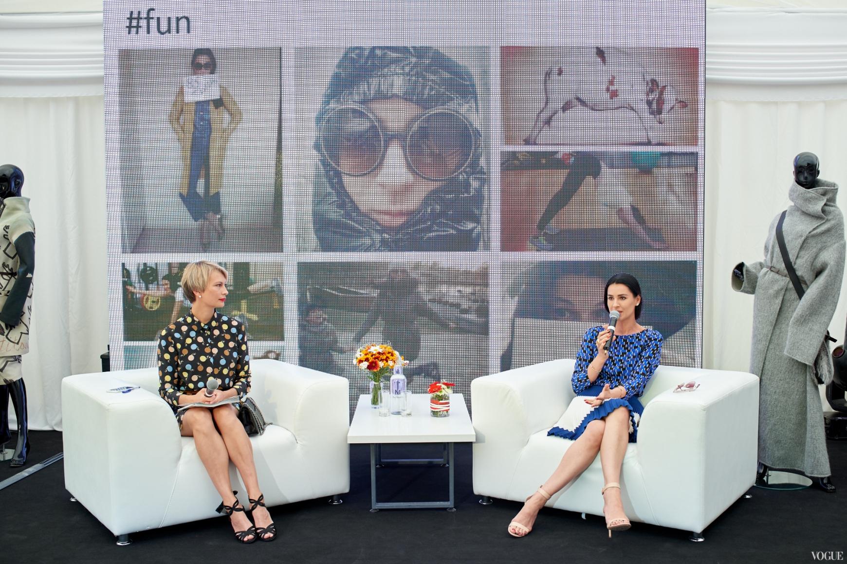 Маша Цуканова и Маша Ефросинина