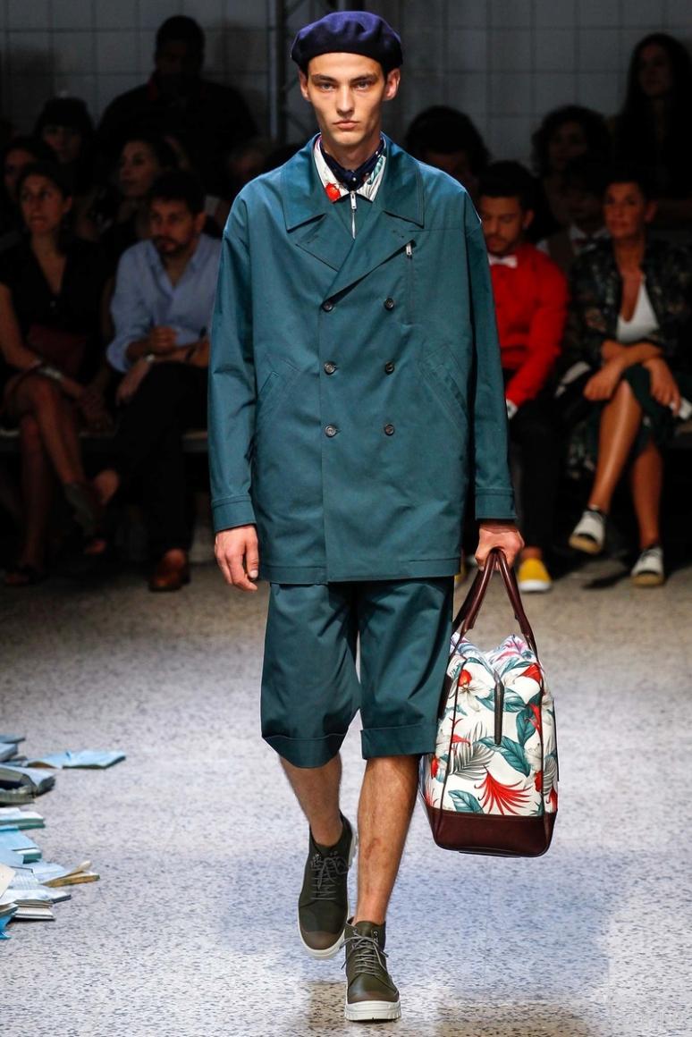 Antonio Marras Menswear весна-лето 2016 #3