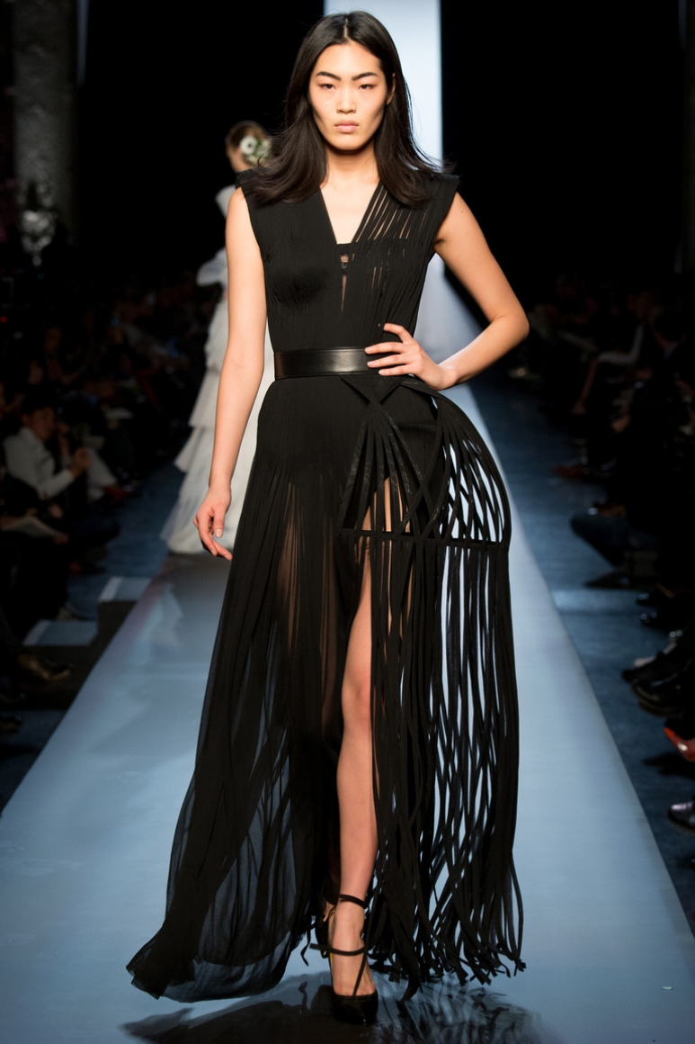 Jean Paul Gaultier Couture весна-лето 2015 #10