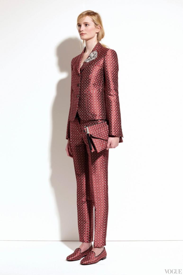 Michael Kors Couture весна-лето 2013 #20
