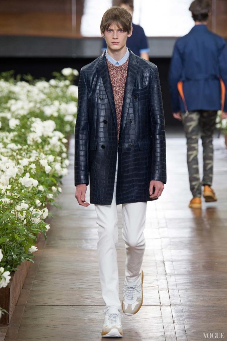 Dior Homme Menswear весна-лето 2016 #13