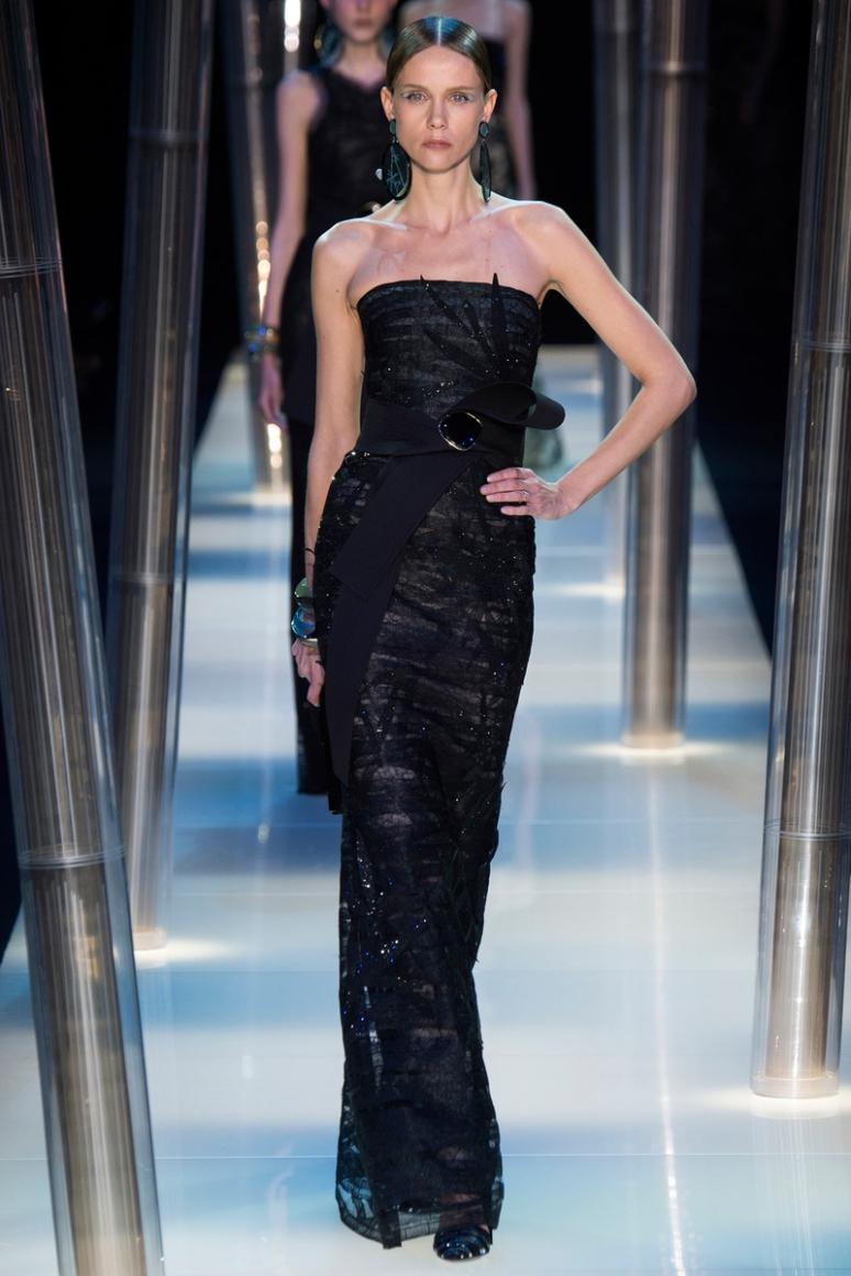 Armani Priv? Couture весна-лето 2015 #22