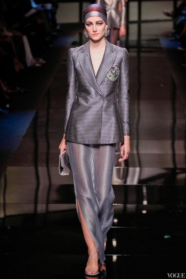 Armani Priv? Couture весна-лето 2014 #49