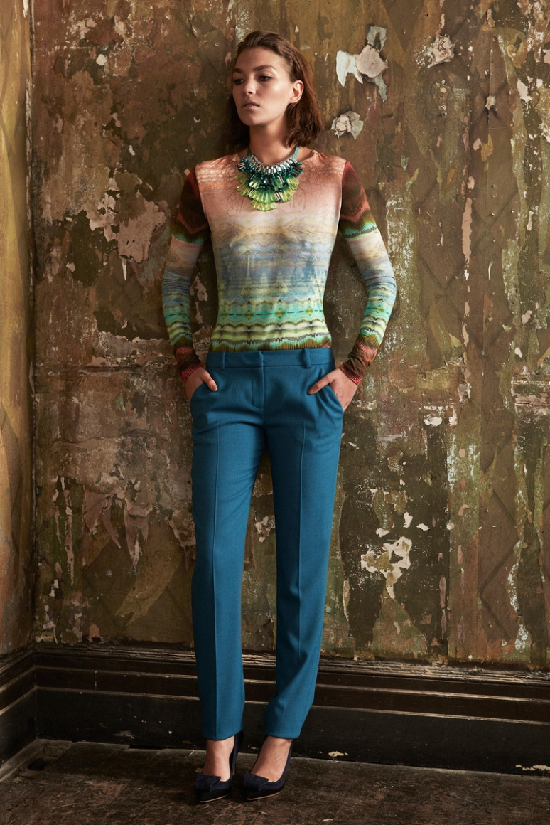 Matthew Williamson Pre-Fall 2013 #25