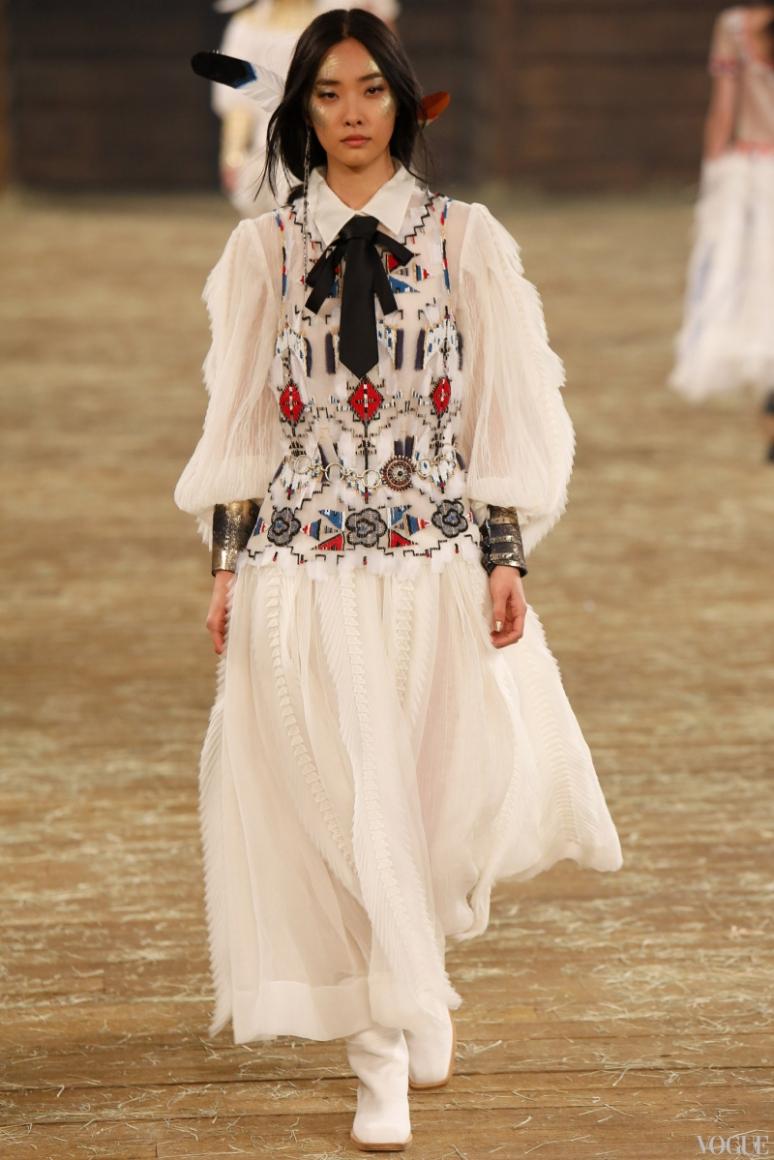 Chanel Couture весна-лето 2013 #3