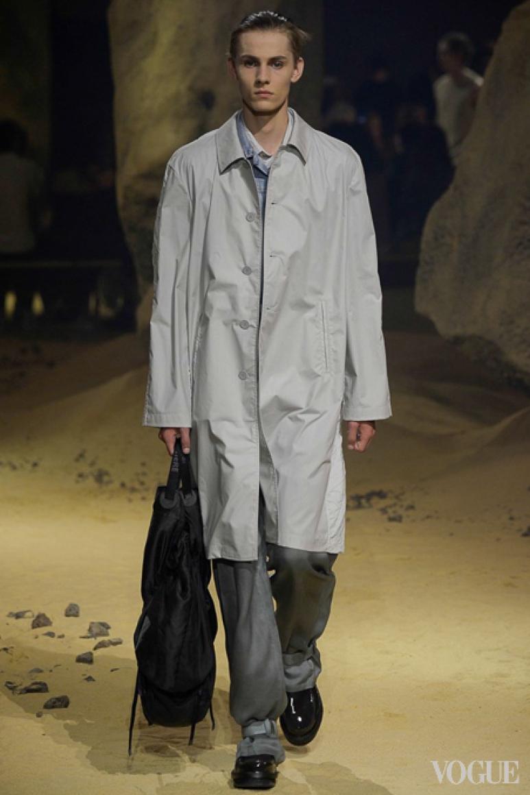 Kenzo Menswear весна-лето 2016 #39