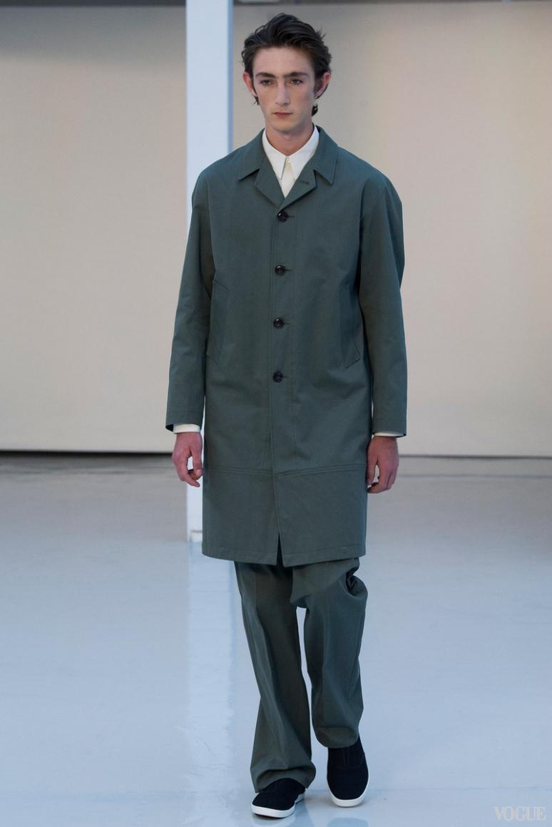 Lemaire Menswear весна-лето 2016 #19
