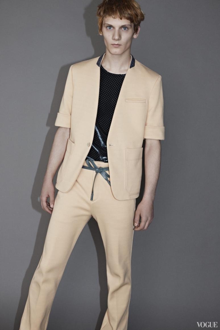 Acne Menswear весна-лето 2016 #5