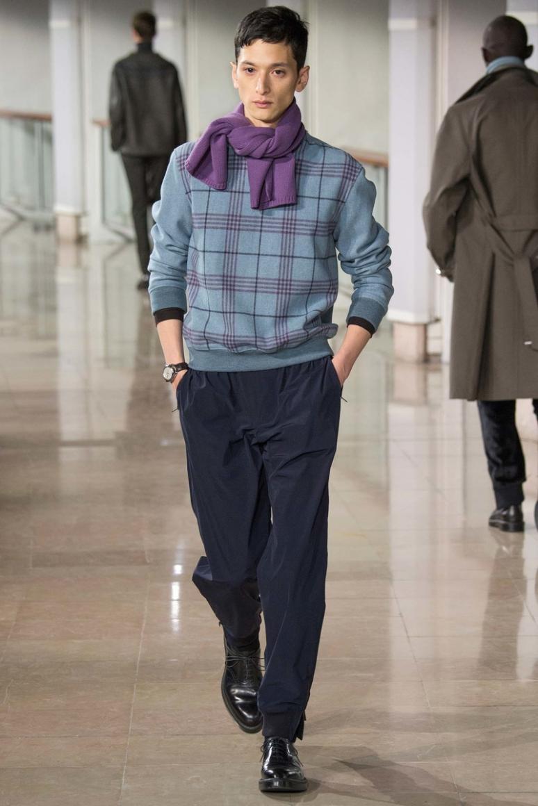 Hermes Menswear осень-зима 2015/2016 #20