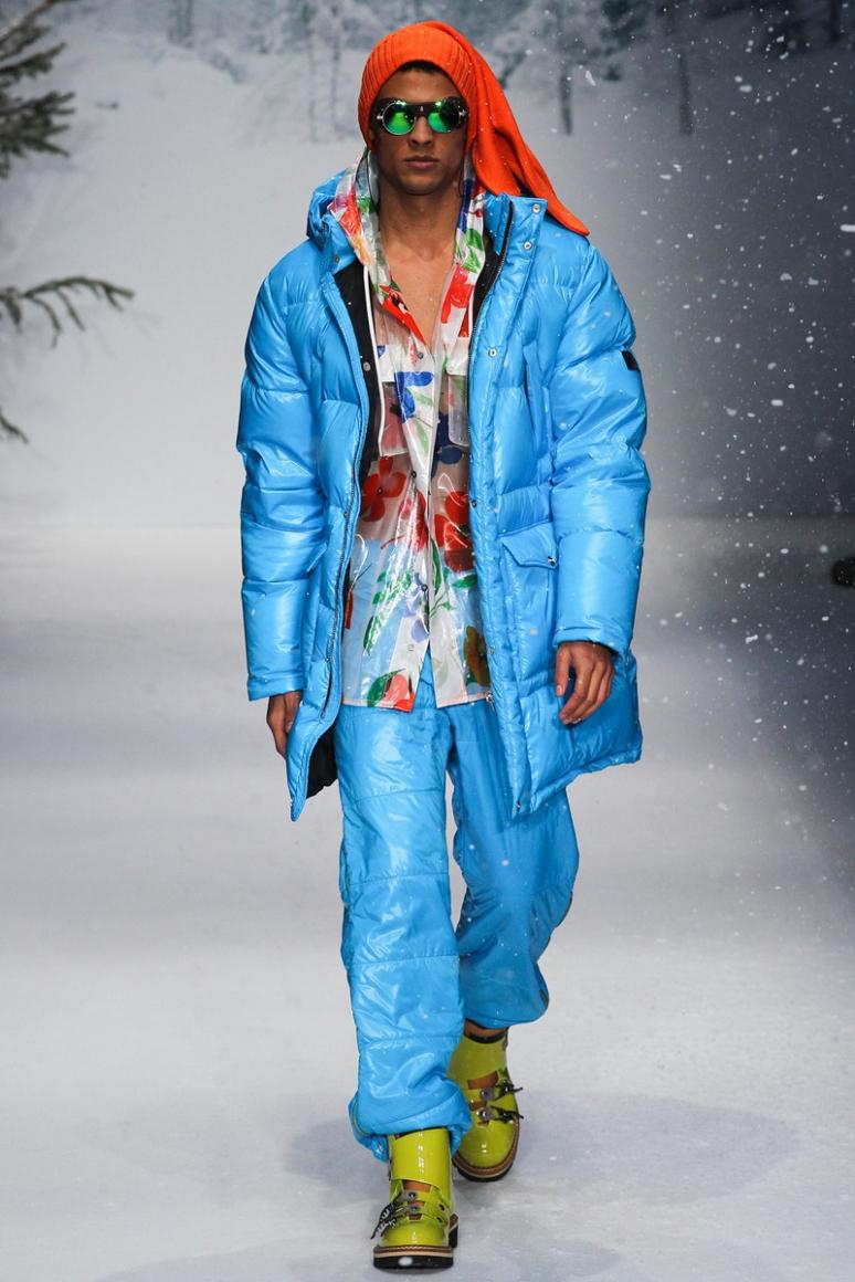 Moschino Menswear осень-зима 2015/2016 #29