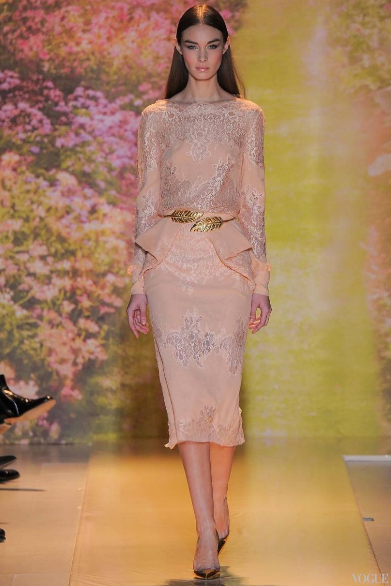 Zuhair Murad Couture весна-лето 2014 #17
