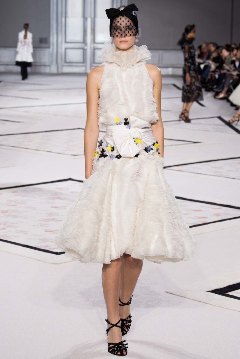 Giambattista Valli Couture весна-лето 2015 #28
