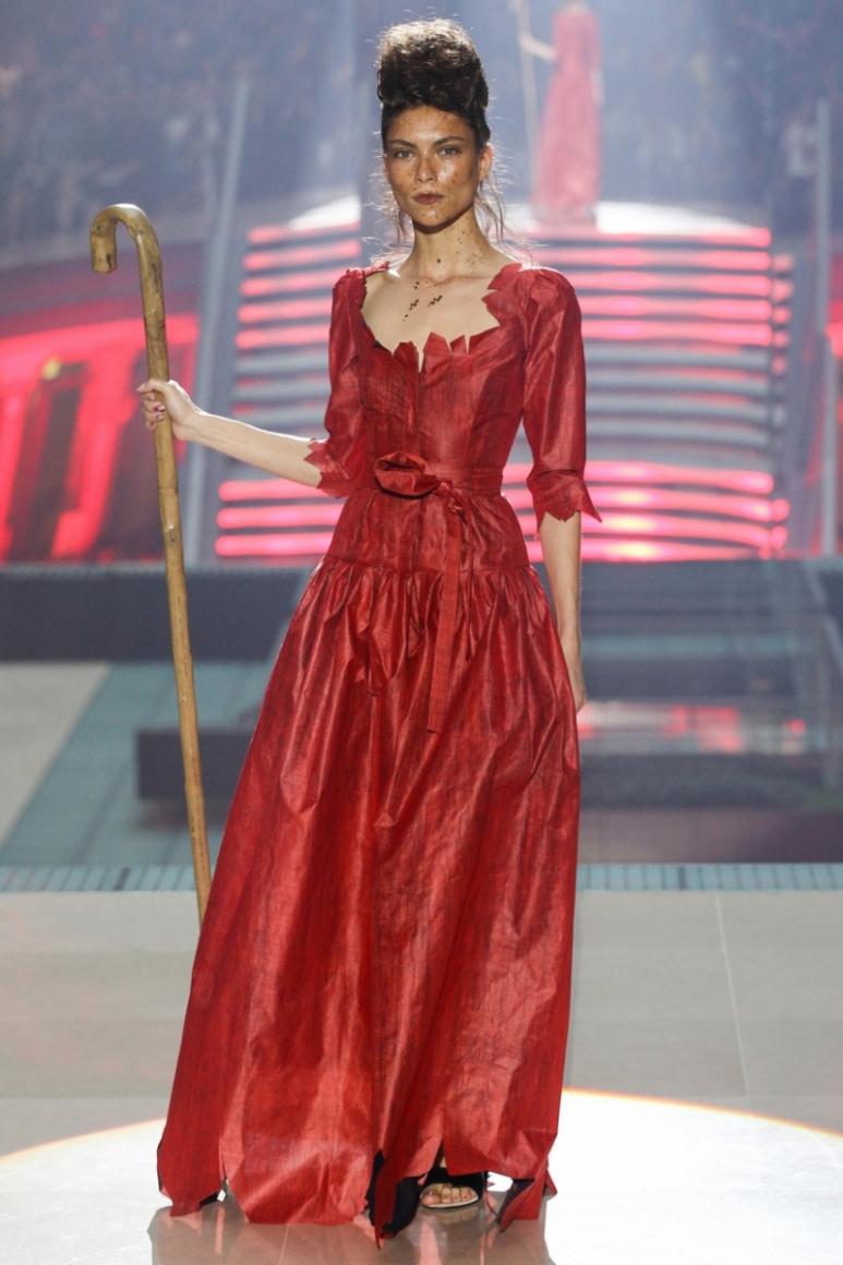 Vivienne Westwood весна-лето 2014 #52