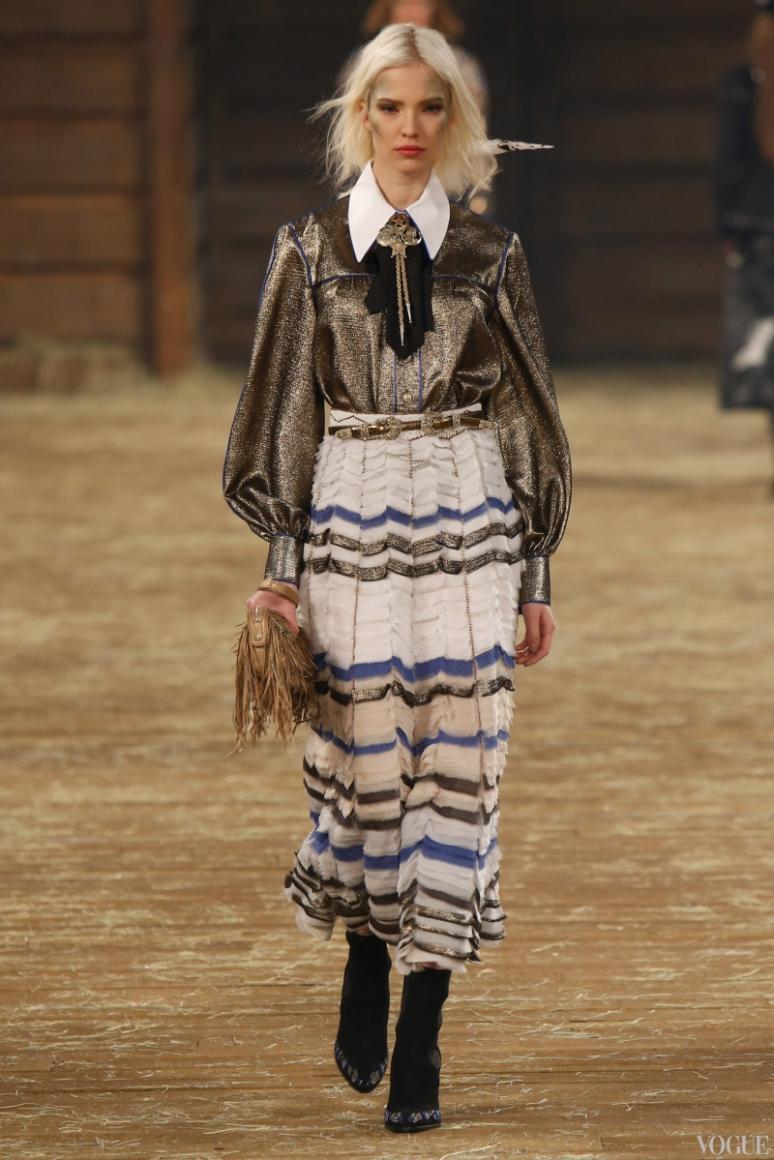 Chanel Couture весна-лето 2013 #21