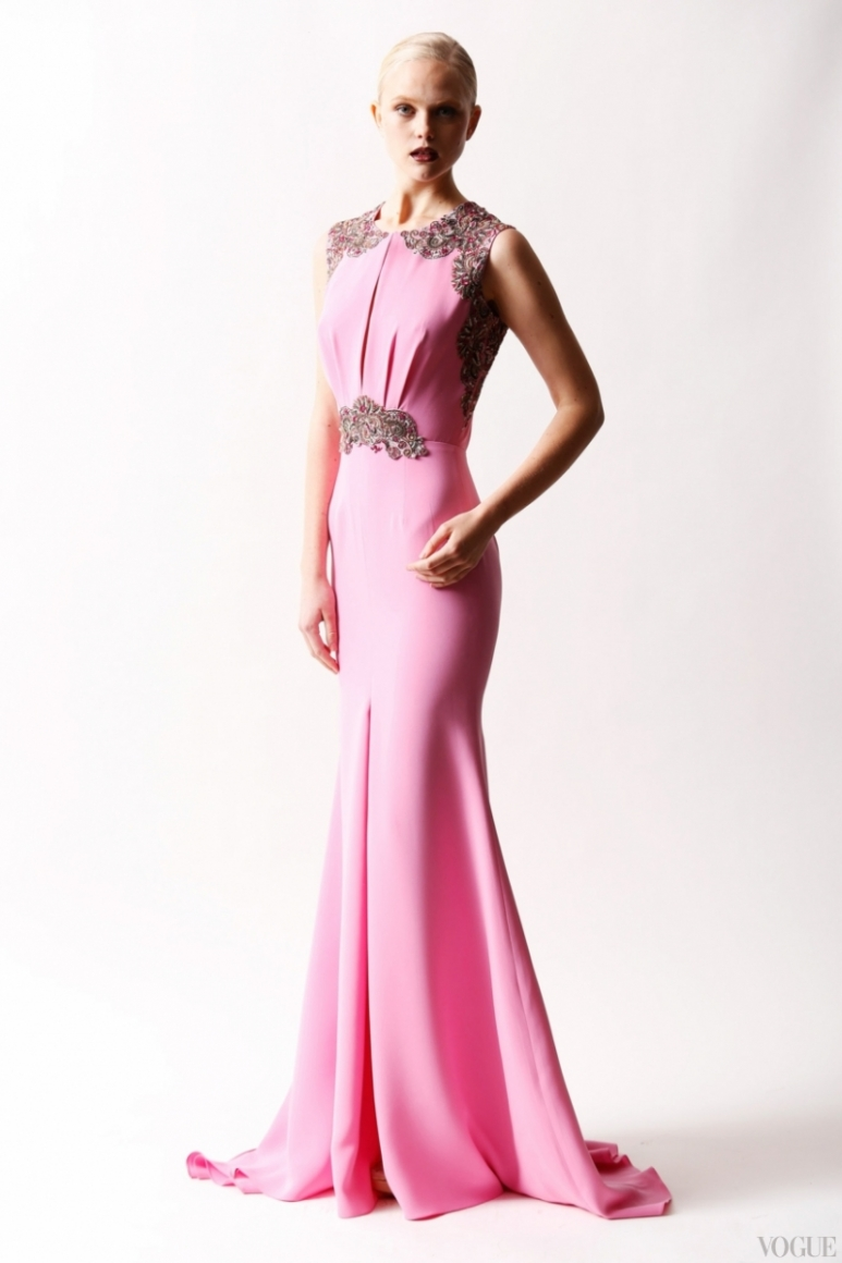 Naeem Khan Couture весна-лето 2013 #7