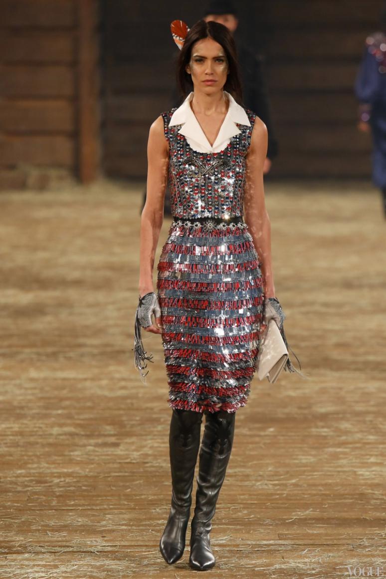 Chanel Couture весна-лето 2013 #31