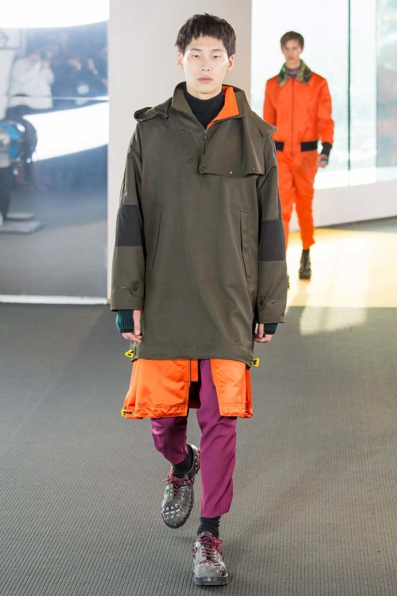 Kenzo Menswear осень-зима 2015/2016 #22