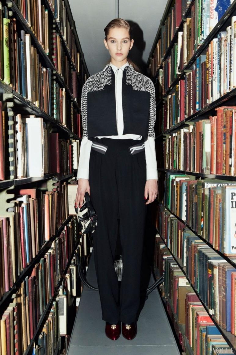 Kenzo Couture весна-лето 2013 #25