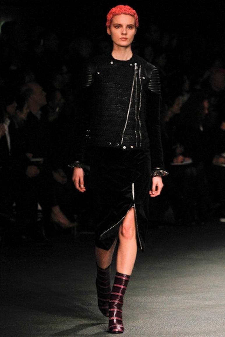 Givenchy осень-зима 2013/2014 #47
