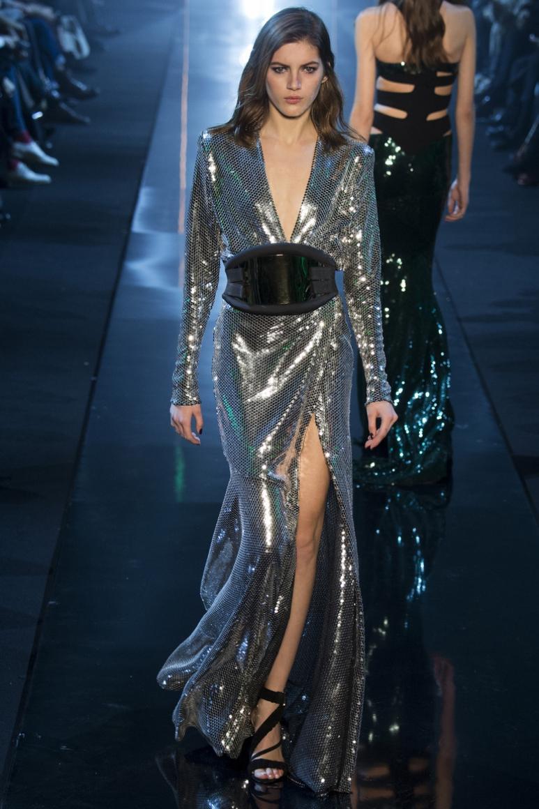Alexandre Vauthier Couture весна-лето 2015 #4