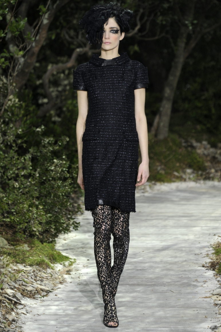 Chanel Couture весна-лето 2013 #18