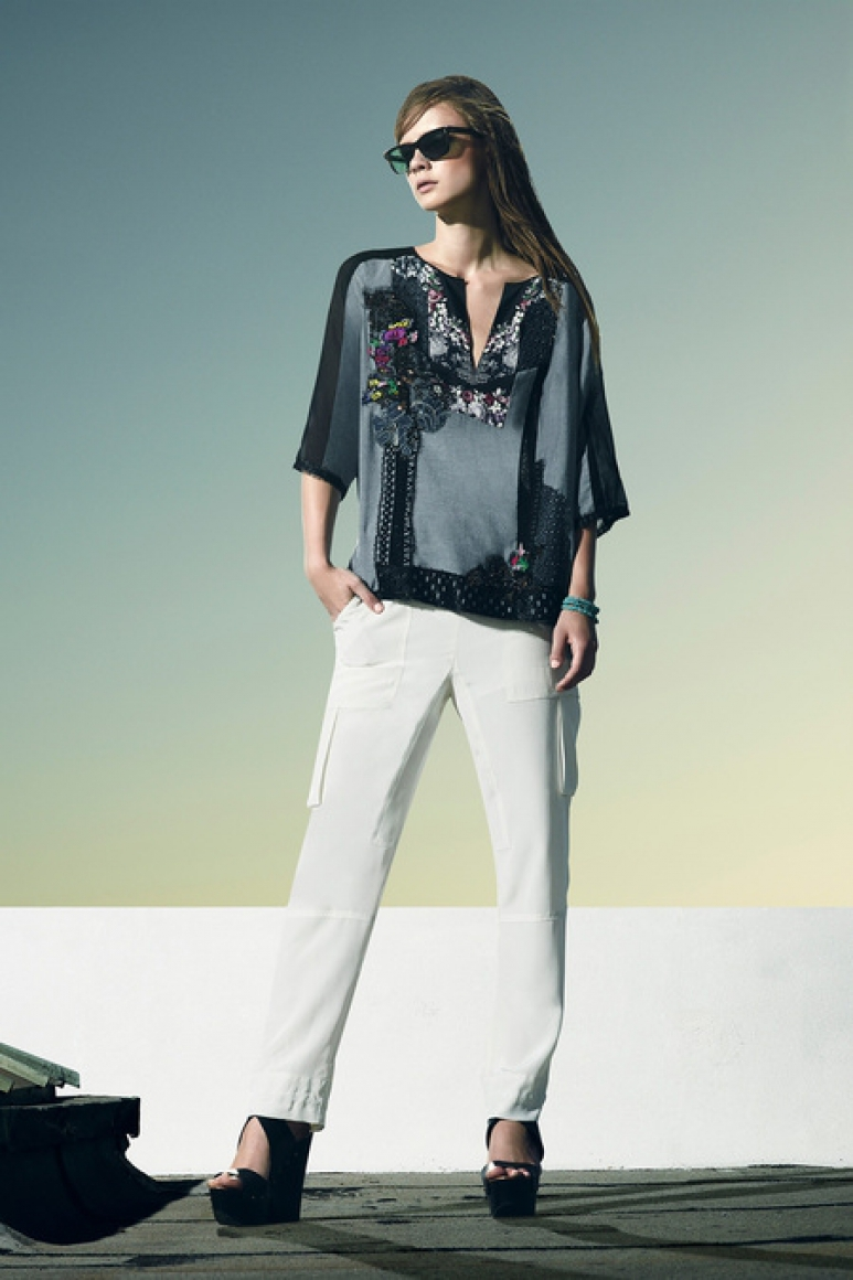 BCBG Max Azria Resort 2014 #14