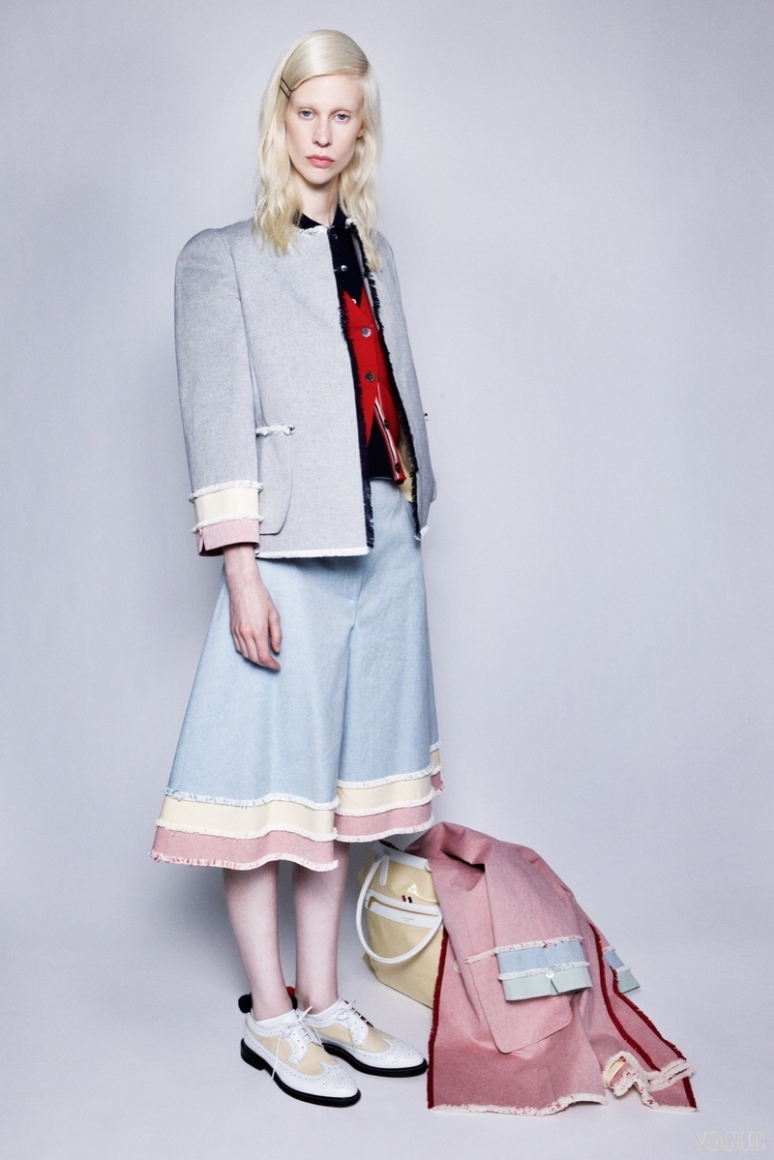 Thom Browne Resort 2016 #30
