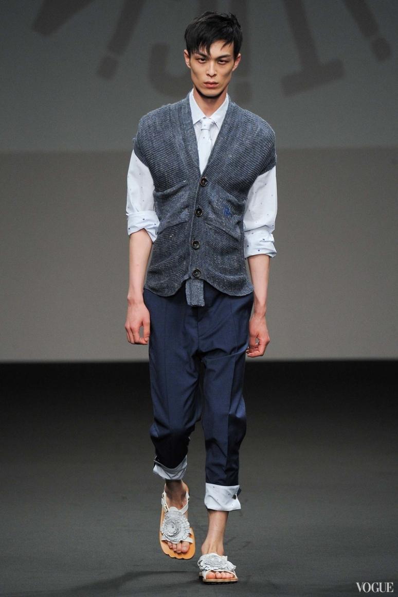 Vivienne Westwood Menswear весна-лето 2016 #26