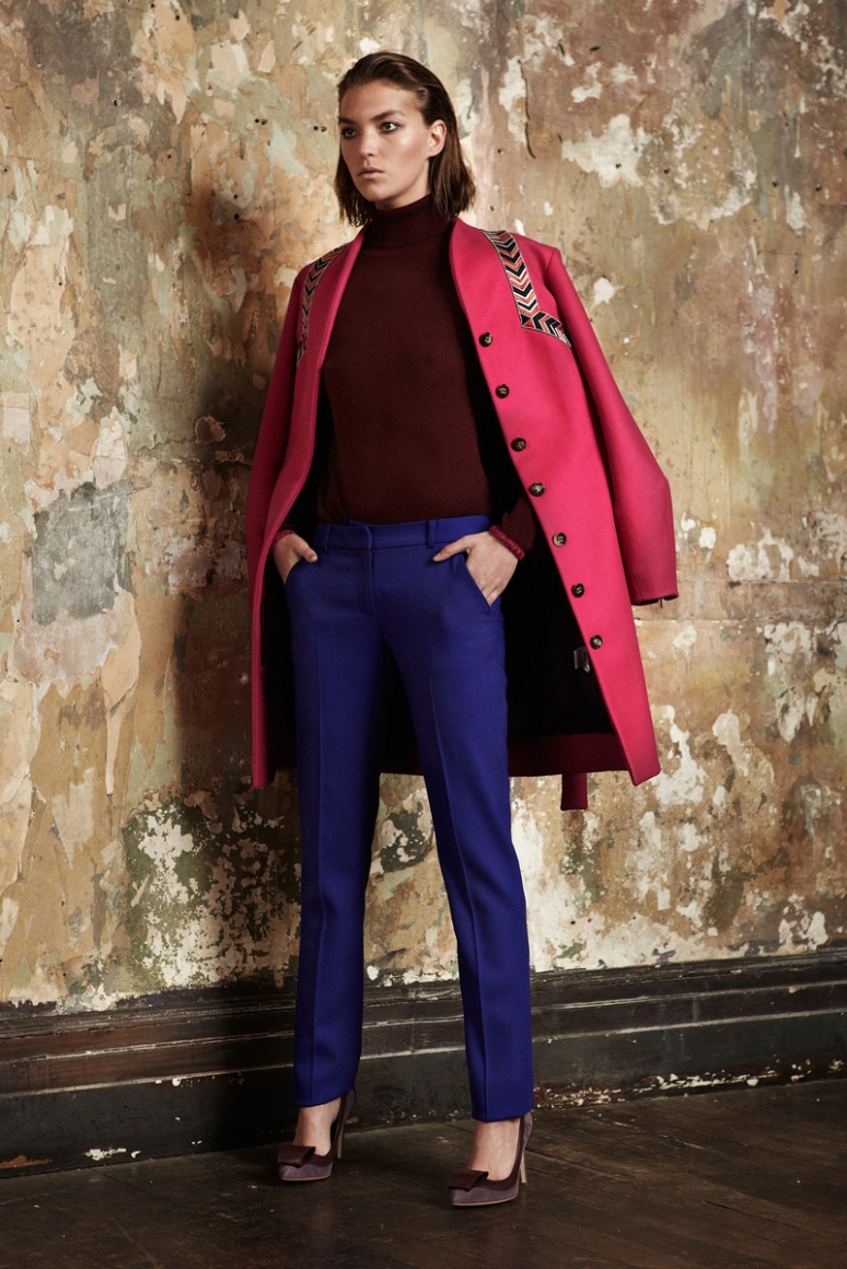 Matthew Williamson Pre-Fall 2013 #1