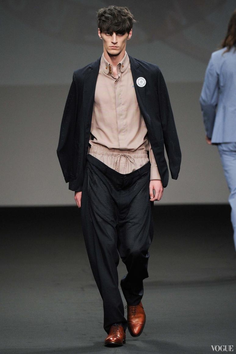 Vivienne Westwood Menswear весна-лето 2016 #23
