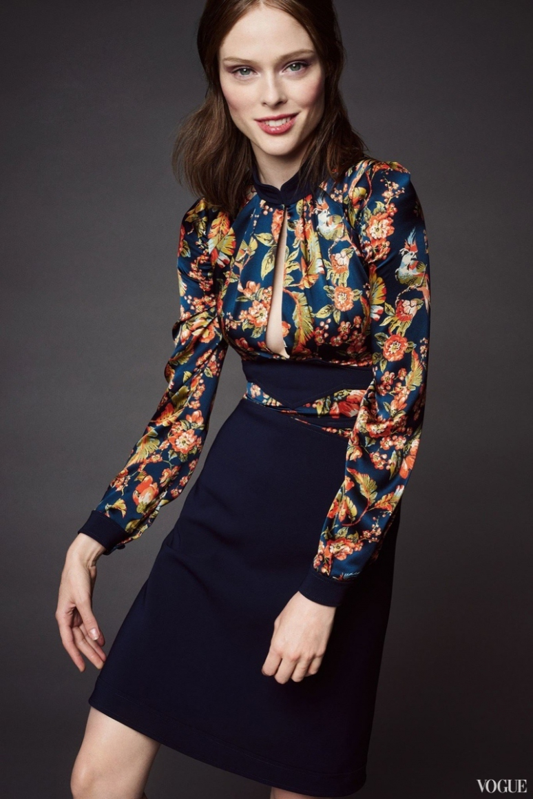 Zac Posen Resort 2016 #22