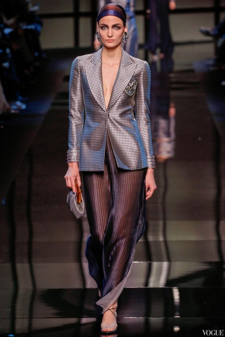 Armani Priv? Couture весна-лето 2014 #48
