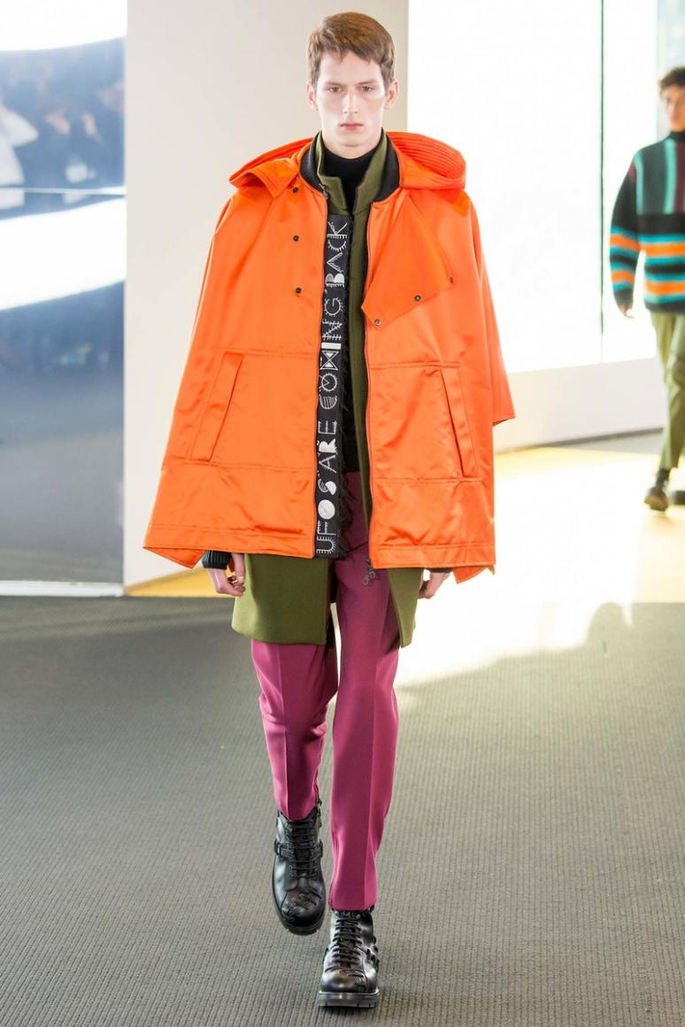 Kenzo Menswear осень-зима 2015/2016 #19