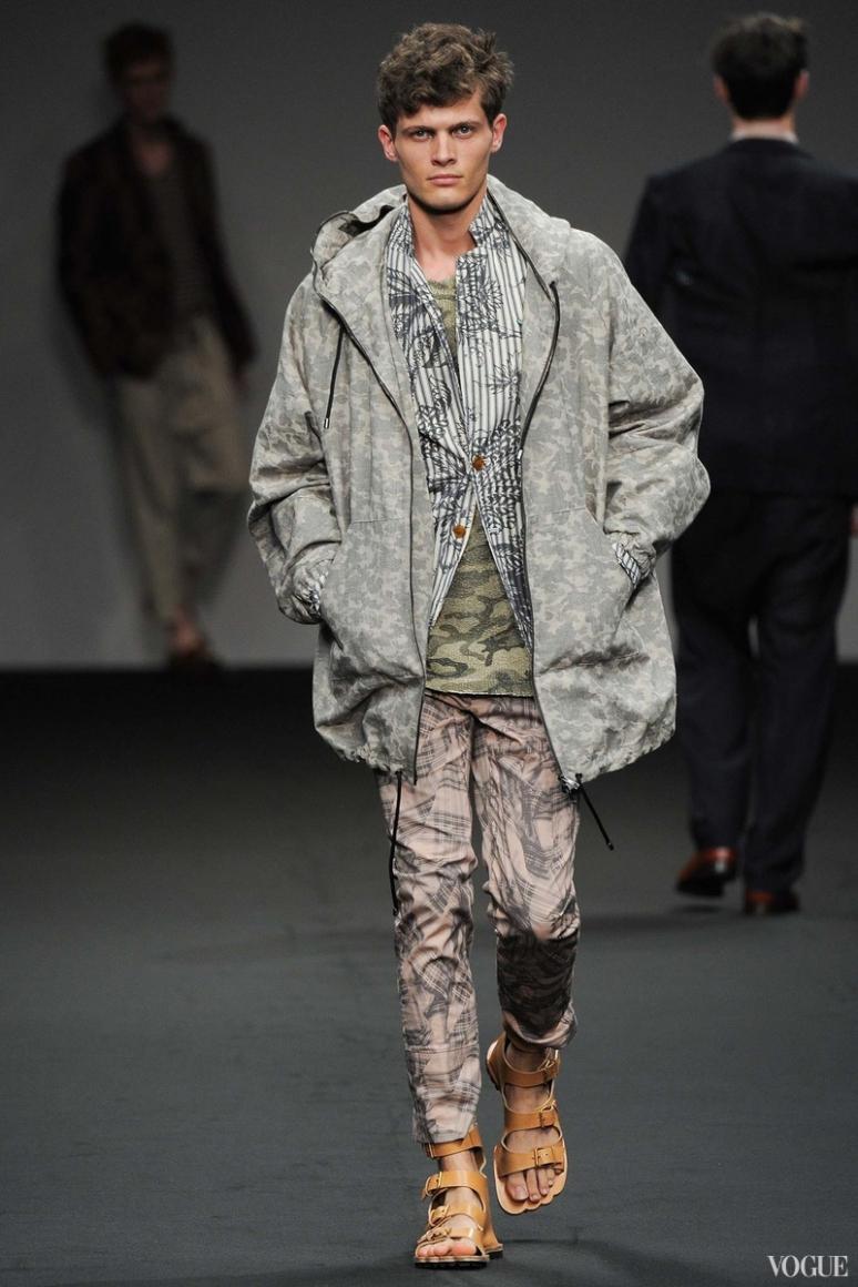 Vivienne Westwood Menswear весна-лето 2016 #21