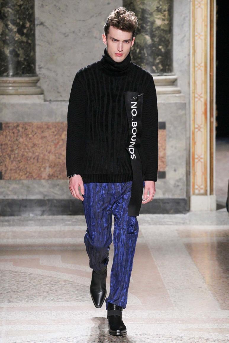Roberto Cavalli Menswear осень-зима 2015/2016 #34