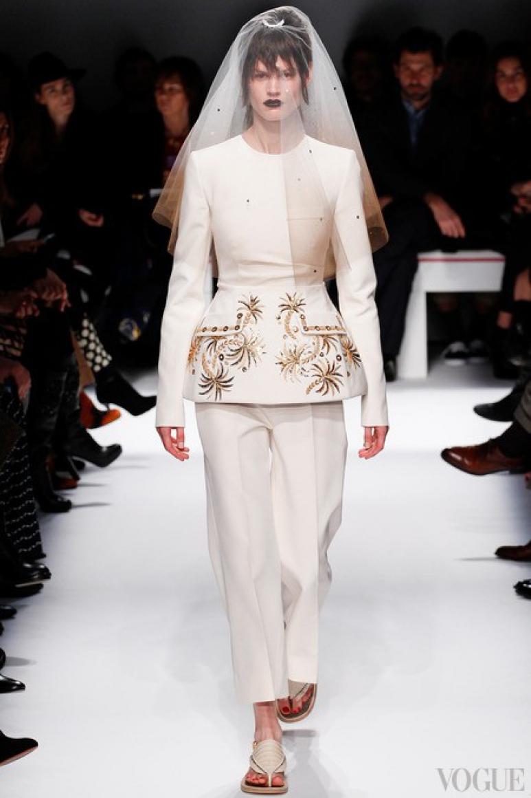 Schiaparelli Couture весна-лето 2014 #2