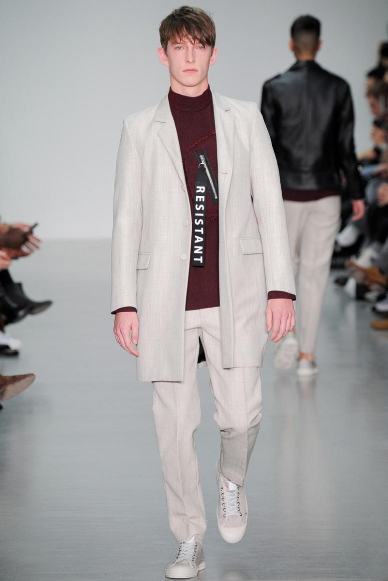Matthew Miller Menswear осень-зима 2015/2016 #13