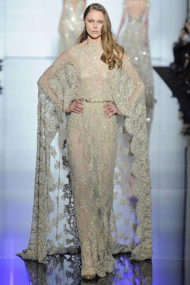 Zuhair Murad Couture весна-лето 2015 #5