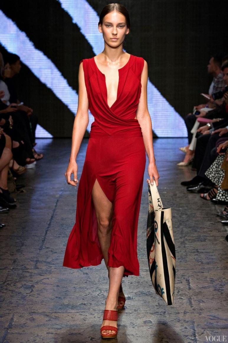 Donna Karan весна-лето 2015 #23