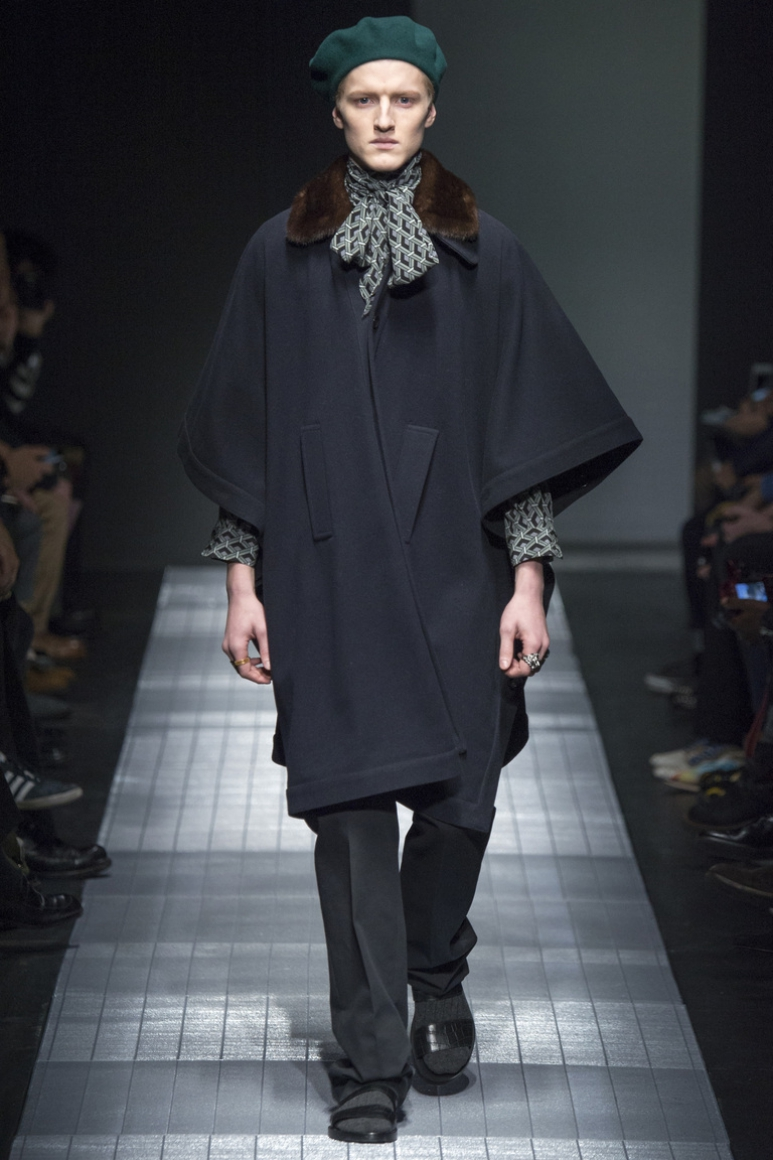 Gucci Menswear осень-зима 2015/2016 #27