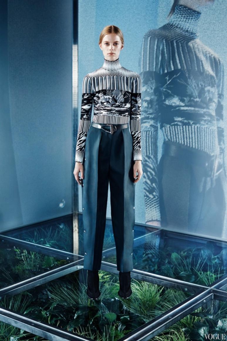 Balenciaga Couture весна-лето 2013 #7