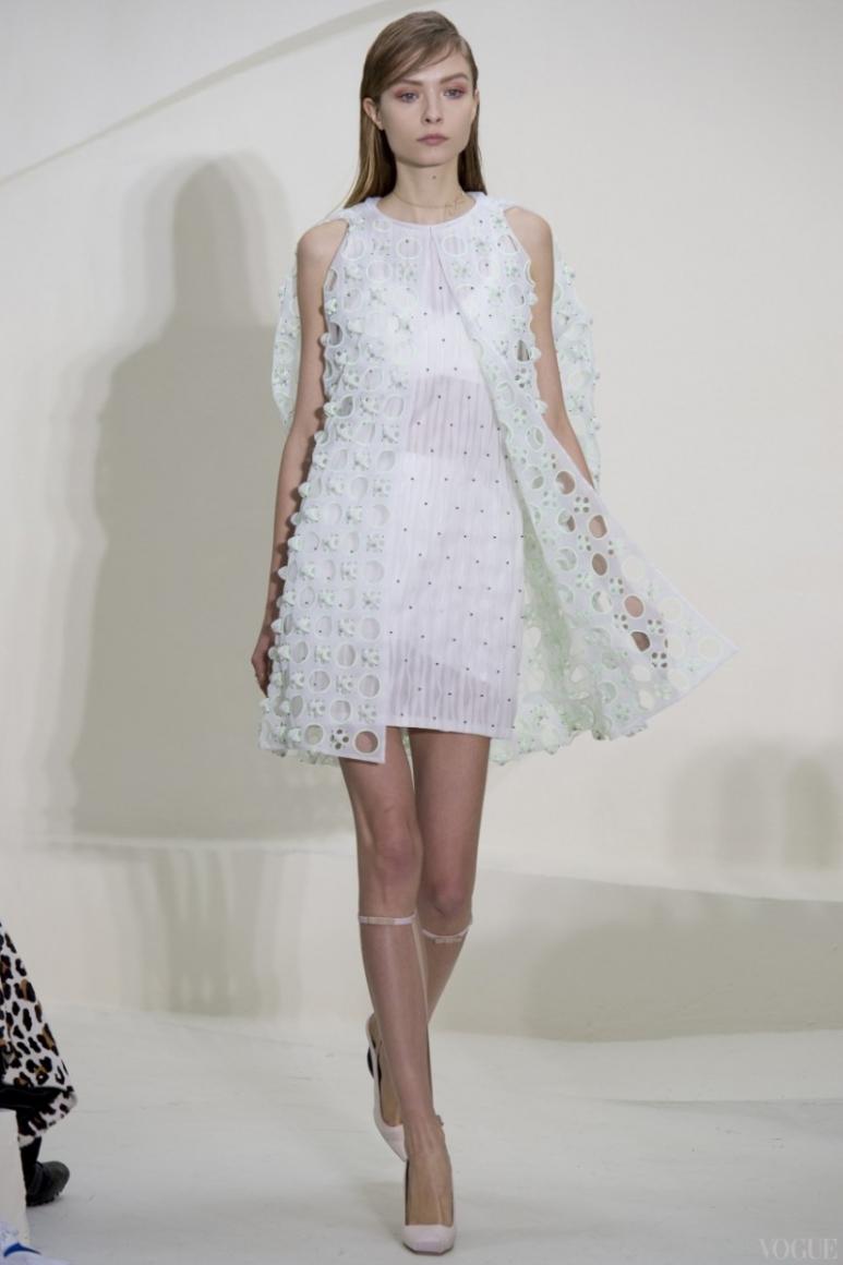 Christian Dior Couture весна-лето 2014 #51