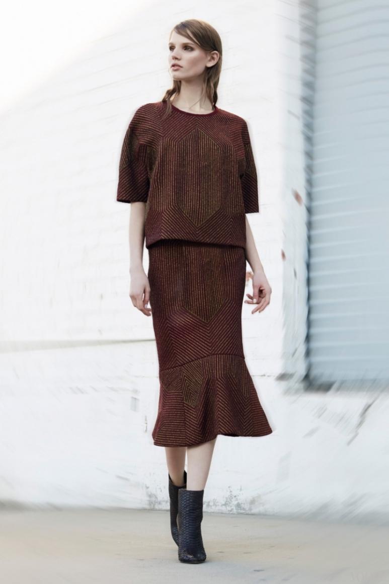 BCBG Max Azria Couture весна-лето 2013 #14