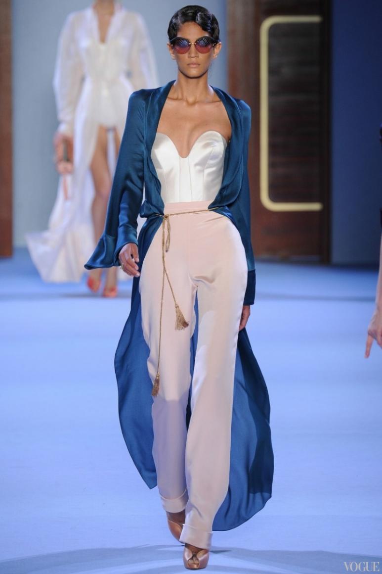 Ulyana Sergeenko Couture весна-лето 2014 #44